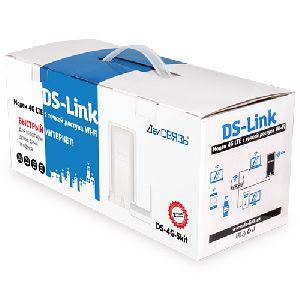 Уличный модем DS-Link с поддержкой сетей 3G и 4G